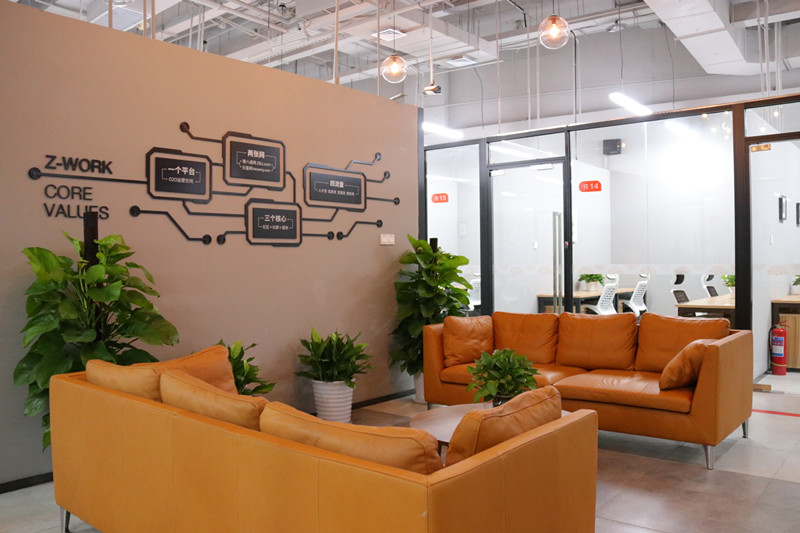 北京中关村社区办公室短租,企业工位出租