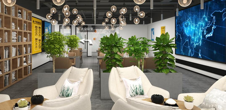 拉萨国际总部城社区办公场地租赁